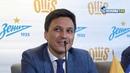 «Зенит» продлевает сотрудничество с сетью ресторанов и доставки Ollis