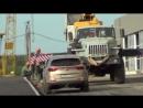 Видео съемка строительных работ ЖК Акварель Оренбург 17.06.2018 часть 1