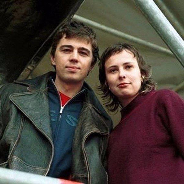 Сергей Бодров и Юлия Чичерина, 2001 год