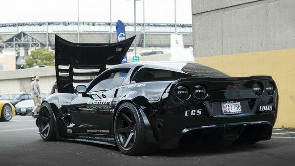 Chevrolet Corvette GT2