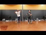 Keone &amp Mariel Madrid -- Happy by C2C (Choreography) -- Urban Dance Camp