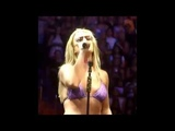 Britney Spears - You Oughta Know (TCSBS Live) Alanis Morissette cover