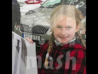 8-летняя девочка вытащила меч довикинговой эпохи из шведского озера