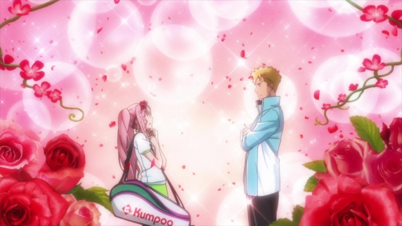 Hanebado! Бадминтон Аяно Ханэсаки - 3 серия [Озвучка Oni Lonely_Dragon (AniMaunt)]