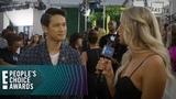 Harry Shum Jr. Is Having a Baby Girl E! People's Choice Awards