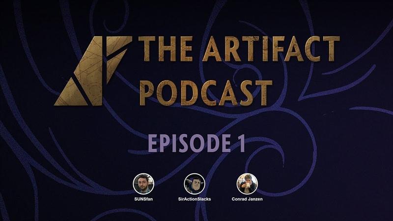The Artifact Podcast Ep. 1 - SUNSfan, Slacks, Conrad