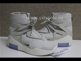 PK God Nike Air Fear Of God 1 Light Bone Black AR4237 002 With Retail Materials from CitySole ru