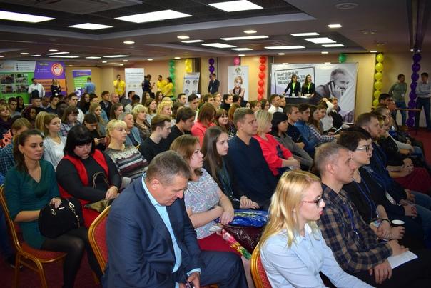 В Бизнес - центре 'ГРИНН' состоялся II Межрегиональный форум «Фестивал
