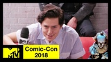 Geeks or Posers? ft. the Cast of 'Riverdale', 'Shazam!', 'Glass' & More! | Comic-Con 2018 | MTV