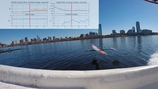 The UNAv, a wind-powered UAV for ocean monitoring: performance, control and validation