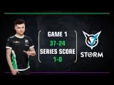 Virtus.pro 1:0 VGJ. Storm. Bo2
