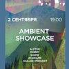 02.09 / AMBIENT SHOWCASE / MMW