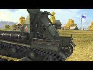 фан-видео по игре World of tank