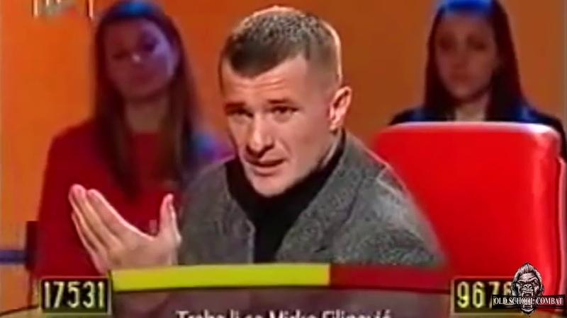 Мирко КроКоп ставит на место журналюг