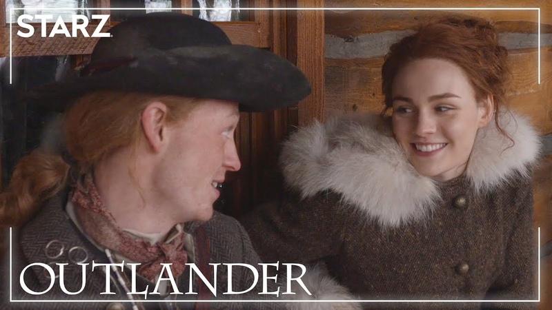 Outlander Young Ian's Proposal STARZ