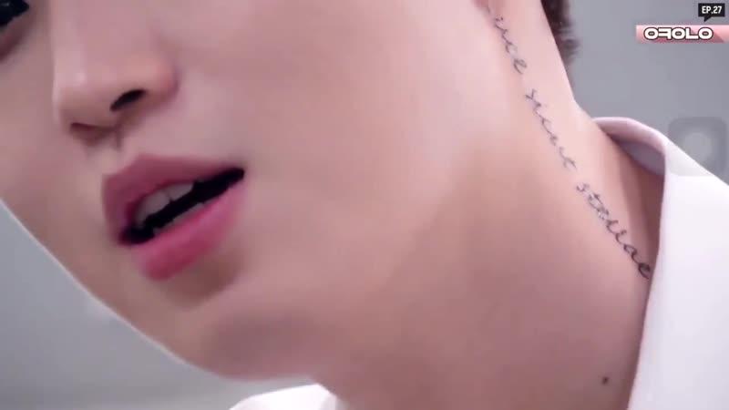 Okay wanna one ep.27 – jaehwan's cut