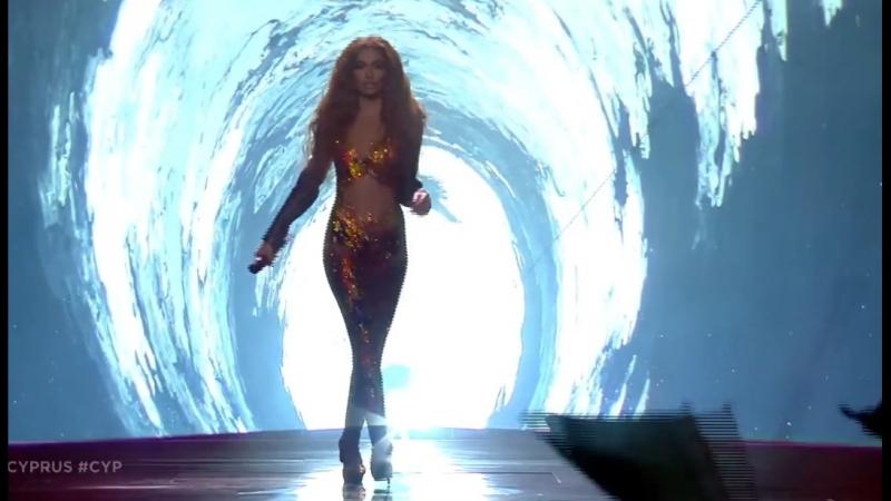 Eurovision 2018: Mon petit plaisir remix Chypriote perso ! Oui effectivement , rien à voir avec la prestation pourrie d'Israël