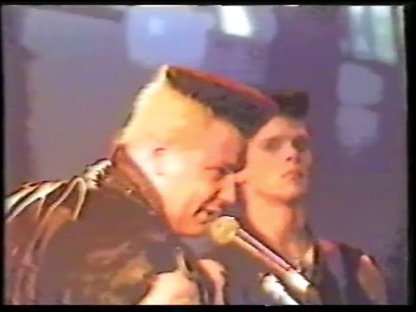 Mad Sin - Eat yourself Sept 2nd and 3rd night of living psychobilly1991