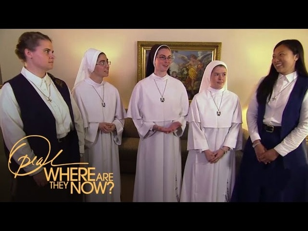 Nuns Who Found Their Calling While Watching 'Oprah' | Where Are They Now | Oprah Winfrey Network