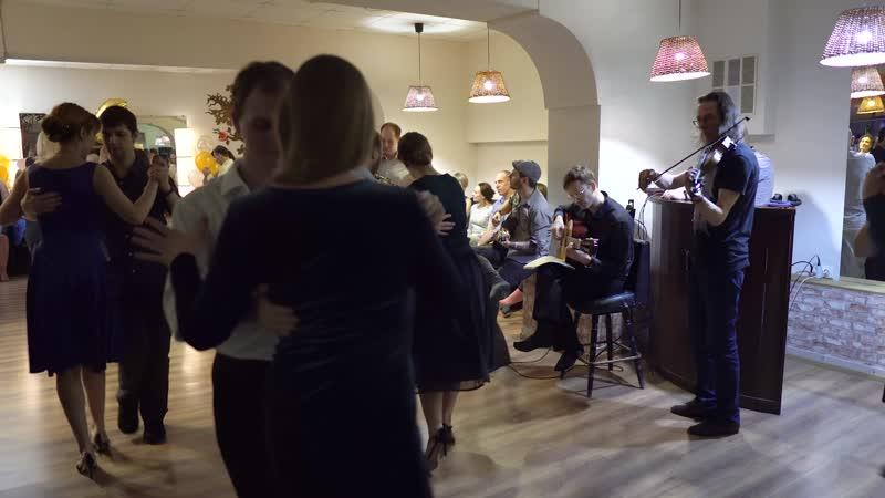 «В ритме танго» 4 года - поздравление от Степана и Компании, 2-3