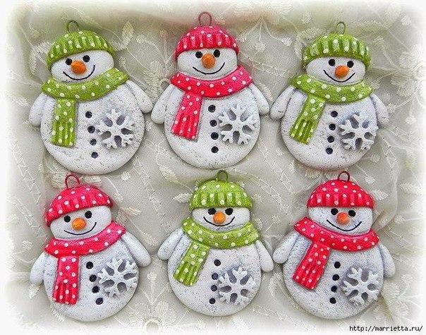 Подарки своими руками соленое тесто