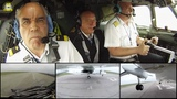 Men At Work! Air Urga Crew lands classic Antonov 26 - watch and enjoy true Aviators! AirClips