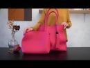Видеообзор женской сумки из экокожи Ors Oro D-410