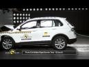 Euro NCAP Crash Test of Volkswagen Tiguan 2016