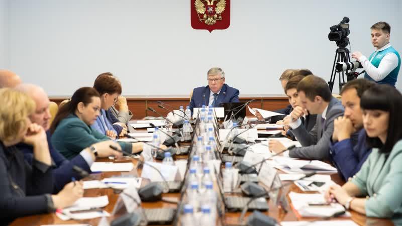 Расширенное заседание Комитета Совета Федерации по социальной политике