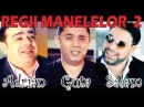 REGII MANELELOR 2 - ADRIAN, GUTA si SALAM (Colaj video 2014)