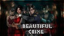 ► Leon S. Kennedy Ada Wong ϟ Resident Evil | ♔ Beautiful Crime ♔