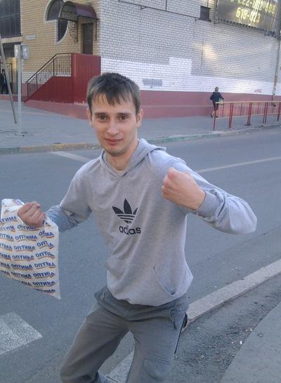 Денис Сухоруков, 18 марта 1992, Тюмень, id198551136