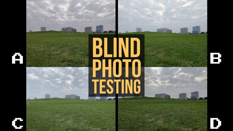 Blind Photo Testing with the iPhone XS v OnePlus 6 v Galaxy S9 v Pixel 2 XL - You Pick!