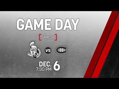 NHL 19 PS4. REGULAR SEASON 2018-2019: Montreal CANADIENS VS Ottawa SENATORS. 12.06.2018. (NBCSN) !