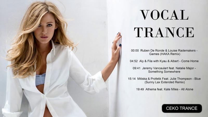 VOCAL TRANCE 186