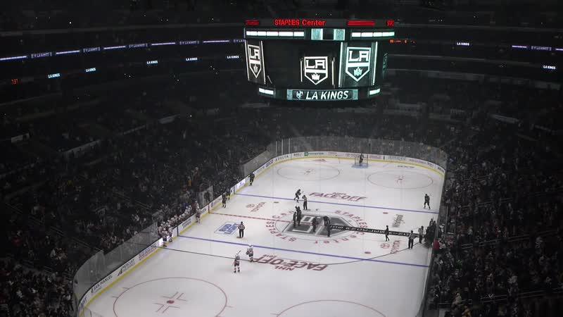 NHL 2018-2019 / RS / 18.10.2018 / New York Islanders vs Los Angeles Kings
