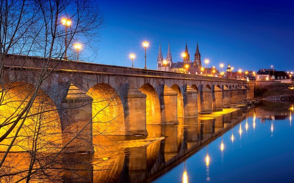 Orléans (Орлеан) Bourges (Бурж), Франция