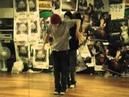 G-dragon Taeyang dance practice