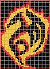 Скачать бесплатно Шаблоны для пиксель арта Статьи, помощь, новичкам, faq minecraft. арта.