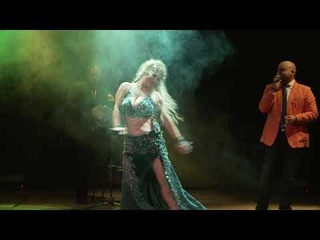Olga Nour -belly dance Russian super star Al Salam 2018