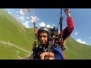 17082018 gudauri paragliding полет гудаури بالمظلات، جورجيا بالمظلات gudauriparagliding com 18