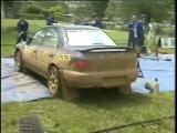 WRC Subaru Impreza WRX STI Colin McRae