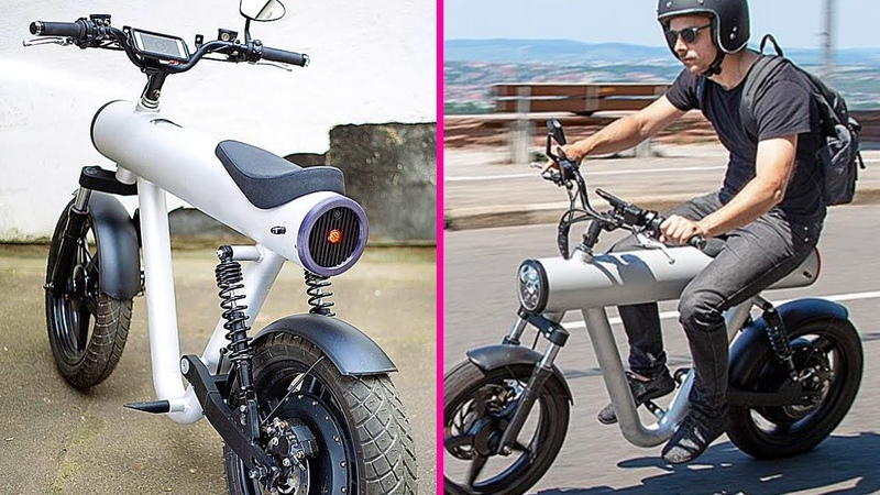 7 Cool Bicycle Inventions PERFECT FOR OUTDOOR