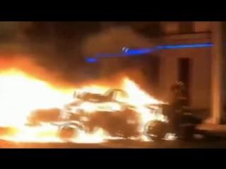 Четыре человека погибли на Кутузовском проспекте из-за мажора на «Мерседесе»