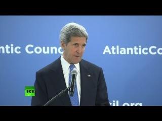 Выступление Джона Керри о роли НАТО
