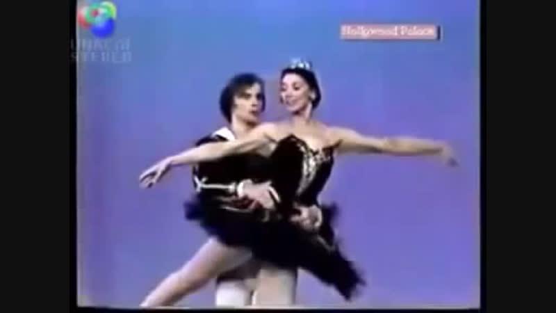 Рудольф Нуреев и Марго Фонтейн