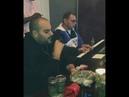 Berner and Scott Storch Smoking in the Studio