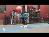 Функциональная Тренировка Gold's Gym Moscow Dinamo