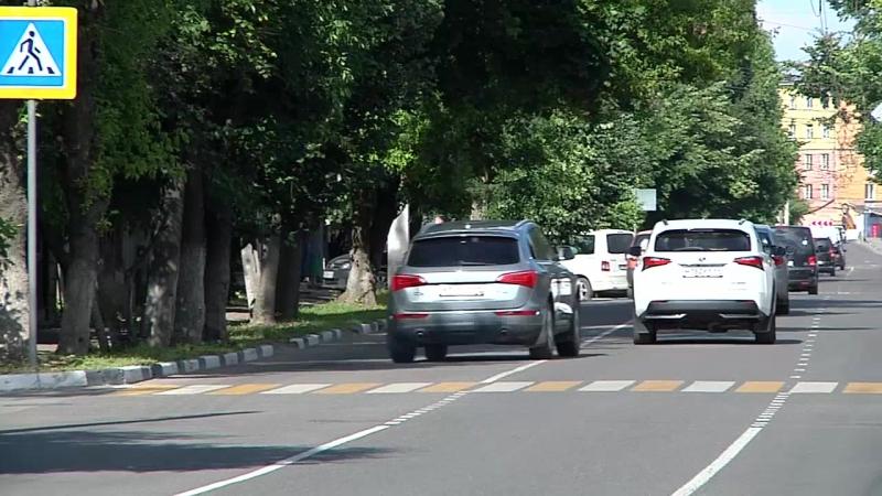 Автомобилисты Твери привыкают к нововведению-с 23 июля на улицах Брагина и Бебеля действует двустороннее движение.