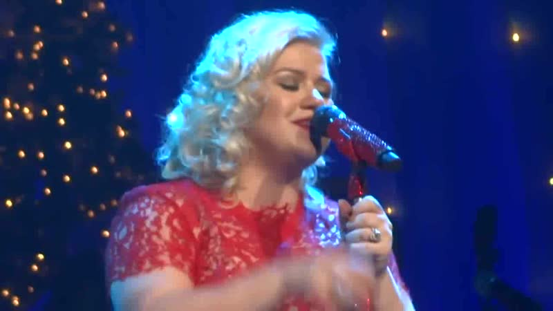 Kelly Clarksons Miracle on Broadway HARD CANDY CHRISTMAS with Dolly Parton talk